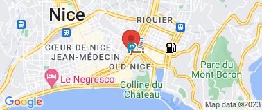 Théatre National de Nice - Plan
