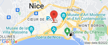 Restaurant Poseïdon - Plan