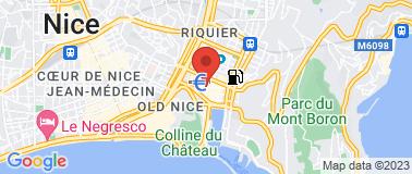 Kyriad Nice Port ** - Plan