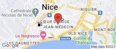 Hôtel Boreal *** - Plan