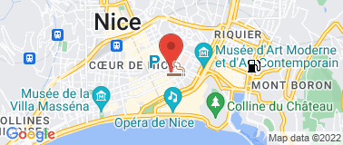 Boulangerie  La Niçoise - Plan