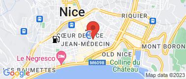 DESSANGE NICE DUBOUCHAGE - Plan