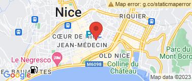 Hôtel Vendome *** - Plan