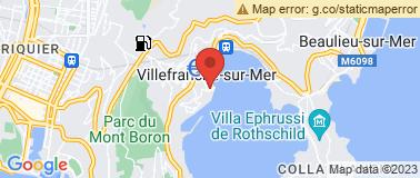 OT de  Villefranche-sur-Mer - Plan