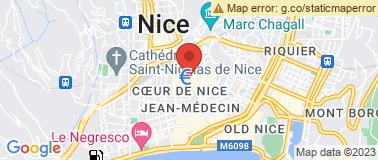FNAC Nice - Plan