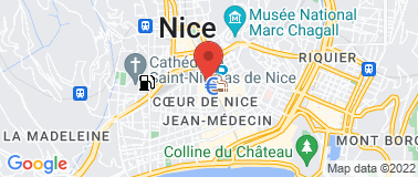 Subway Notre Dame - Plan