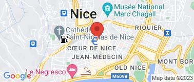 Hotel Mercure Nice Notre Dame - Plan