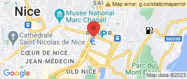 Restaurant Lou Bistrot Nissart - Plan