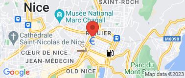Cinémathèque de Nice - Plan