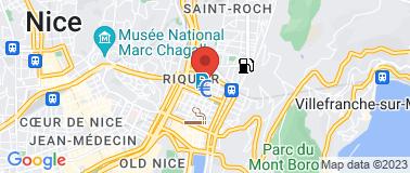 Carrefour Nice TNL - Plan