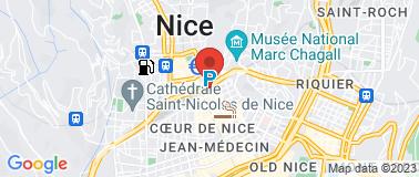 Chez joséphine - Plan