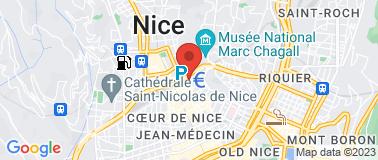 Chez Mireille - Plan