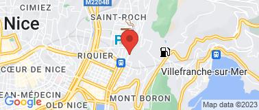 Station Total Nice Est - Plan