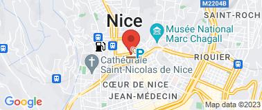 APERITIV Nice Libération - Plan