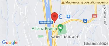 Leclerc Nice Saint Isidore - Plan