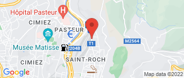 Piscine St Roch - Plan
