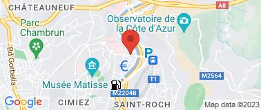 Mairie Annexe Pasteur - Plan