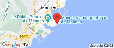 Musée Institut Océanographique de Monaco - Plan