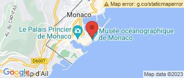 Musée océanographique - Plan
