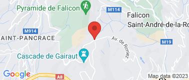 Auberge de l\'aire Saint-Michel - Plan
