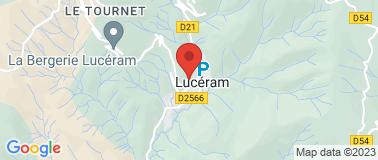 Musée des vieux outils et de l\'histoire de Lucéram  - Plan
