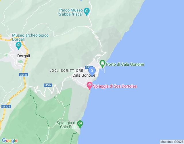 L'Acquario di Cala Gonone