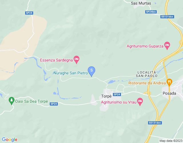 Il Nuraghe San Pietro