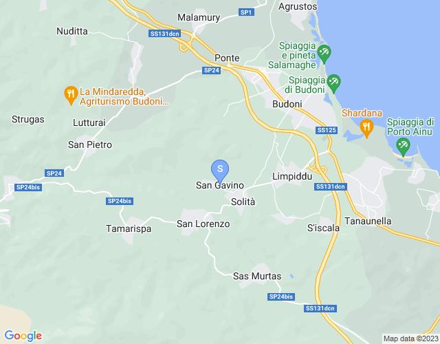 San Gavino-il borgo dei poeti