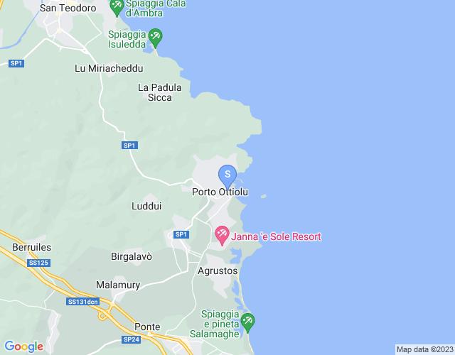 L'Info Point di Porto Ottiolu