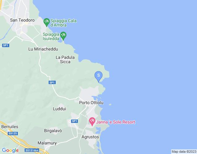 Poltu Cuatu, Punta Li Tulchi und Cala di li Francesi