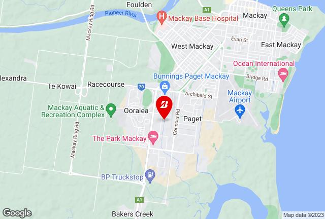 Bridgestone Service Centre Paget Mackay
