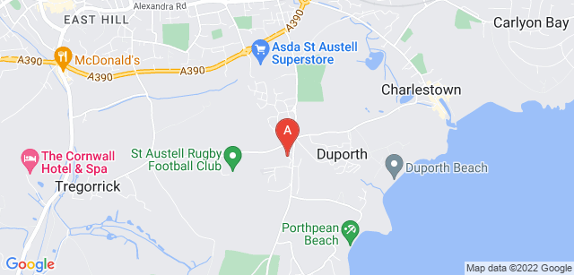 Google static map for Cornwall Hospice Care - Mt. Edgcumbe