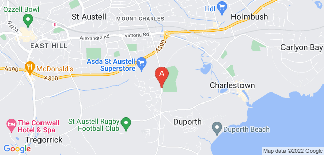 Google static map for Children's Hospice South West - Little Harbour