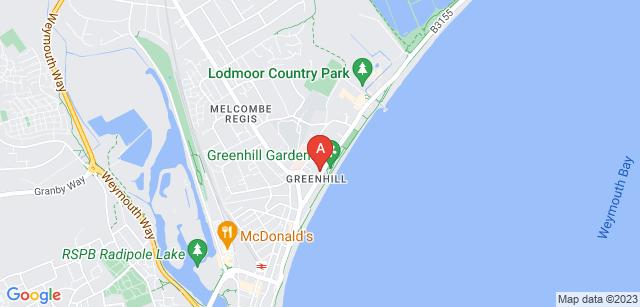 Google static map for Weldmar Hospicecare Trust - Weymouth
