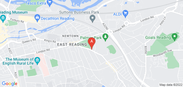 Google static map for Easthampstead Park Cemetery and Crematorium