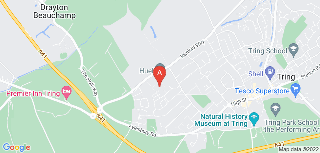 Google static map for Rennie Grove Hospice Care - Rennie House