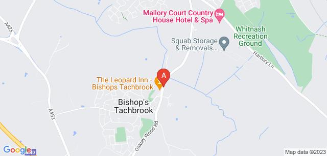 Google static map for Mid Warwickshire Crematorium