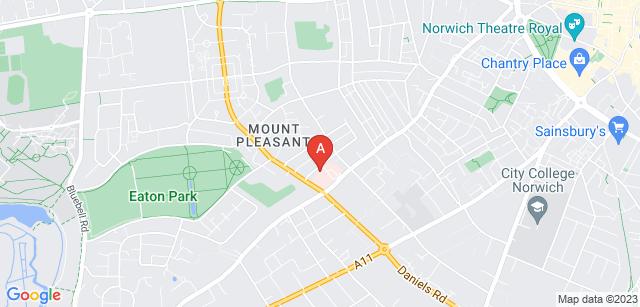 Google static map for The Priscilla Bacon Centre for Specialist Palliative Care Services