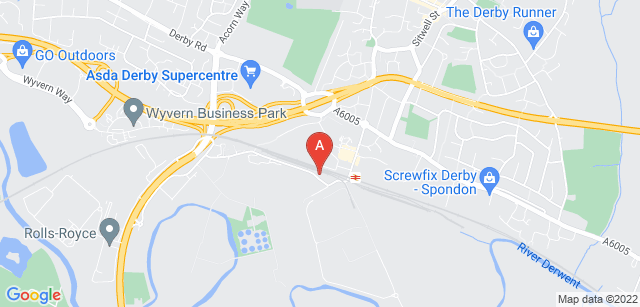 Google static map for Dale Hill Natural Burial Ground