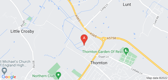 Google static map for St Joseph's Hospice Association