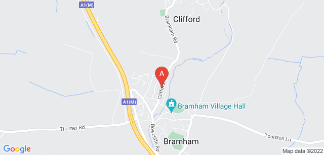Google static map for Martin House