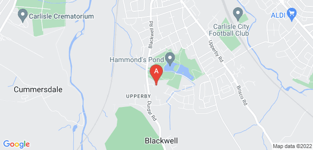 Google static map for Jigsaw, Cumbria's Children's Hospice