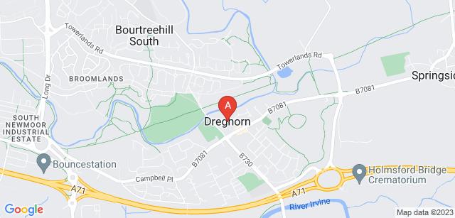Google static map for Holmsford Bridge Crematorium