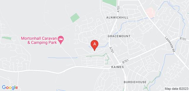 Google static map for Morton Hall Crematorium