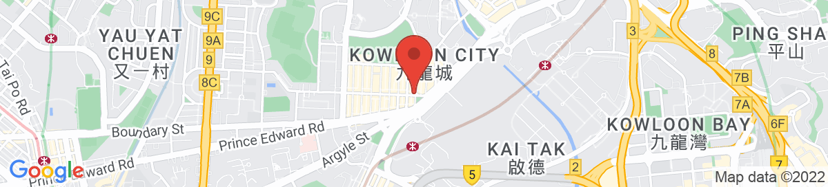 在 Google Maps 中查看工作地點
