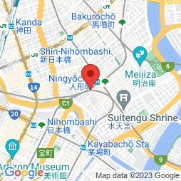 情報セキュリティ担当   東京都中央区日本橋人形町1-3-6, AIC共同ビル人形町5F