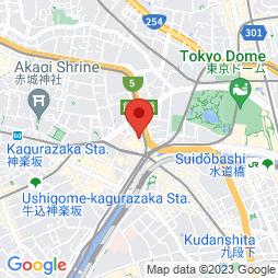【UPDATE】開発薬事(医薬品)   東京都新宿区下宮比町2-26 KDX飯田橋ビル