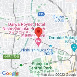 【機械学習/統計】データアナリスト   東京都新宿区北新宿2-21-1 新宿フロントタワー15F