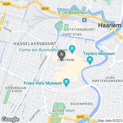ANWB Winkel Haarlem