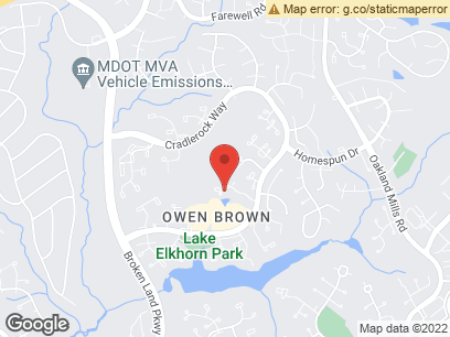 Owen Brown Place Apartments Columbia Md